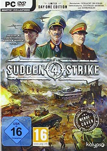 Sudden Strike 4 [PC]