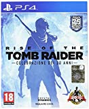 Rise of the Tomb Raider: Celebrazione dei 20 Anni - [PlayStation VR Ready] Edizione Limitata Day One - PlayStation 4