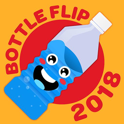 Bottle Flip 2018: Water Flipping Bottle Challenge Extreme Free App