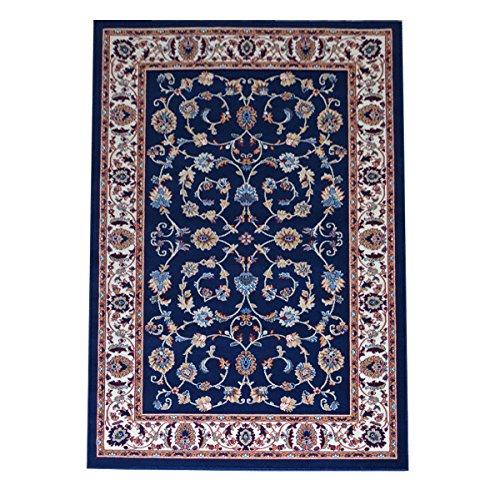 WEBTAPPETI.IT Tappeto Orientale Tappeto Classico Persian 2079-BLU cm.140x200
