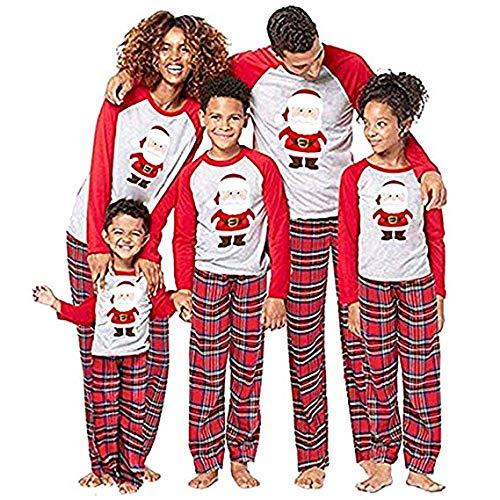 c496f31e24edf douleway-Nol-Famille-Pyjama-Maman-et-Moi-Assortis-