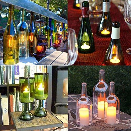 zjchao durable verre bouteille dcoupeur machine coupe vin bire fraise pour faire la dcoration. Black Bedroom Furniture Sets. Home Design Ideas