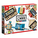 nintendo labo la firme fait un carton plein pour sa switch lcdg. Black Bedroom Furniture Sets. Home Design Ideas