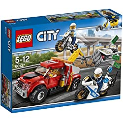 Lego Tow Truck Trouble, Multi Color