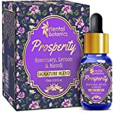Oriental Botanics Prosperity Aroma Therapy Diffuser Oil (Rosemary, Lemon & Neroli) - 15ml
