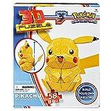 Pokemon Pikachu 3D Foam Backed Puzzle by Pikachu