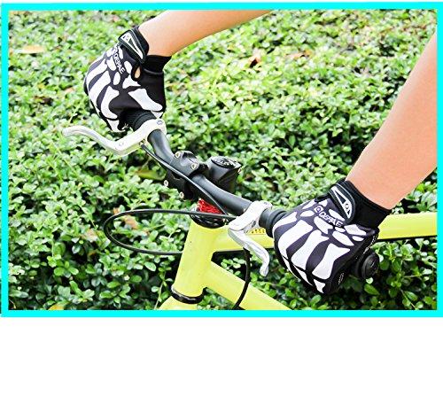 Guanti Ciclismo Gel Guanti da ciclismo Sport handsc hueh Gloves qepae nuovo, M