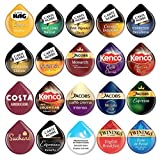 20 Tassimo T Discs Pods Variety Pack