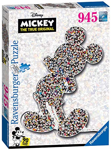 Ravensburger 16099Shaped Mickey Puzzle