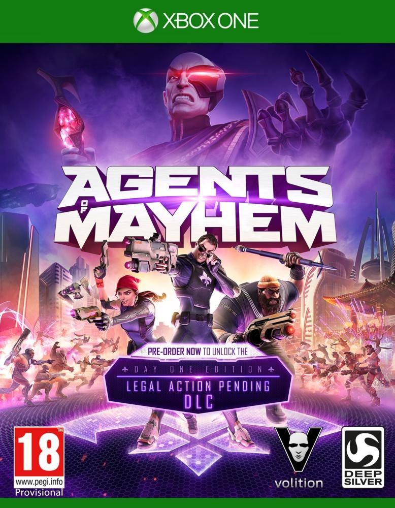 Agents of Mayhem - Special Edition - Xbox One