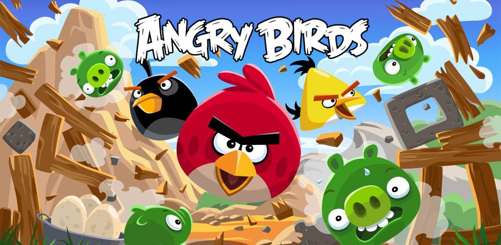 Angry Birds (Ad-Free) Screenshot