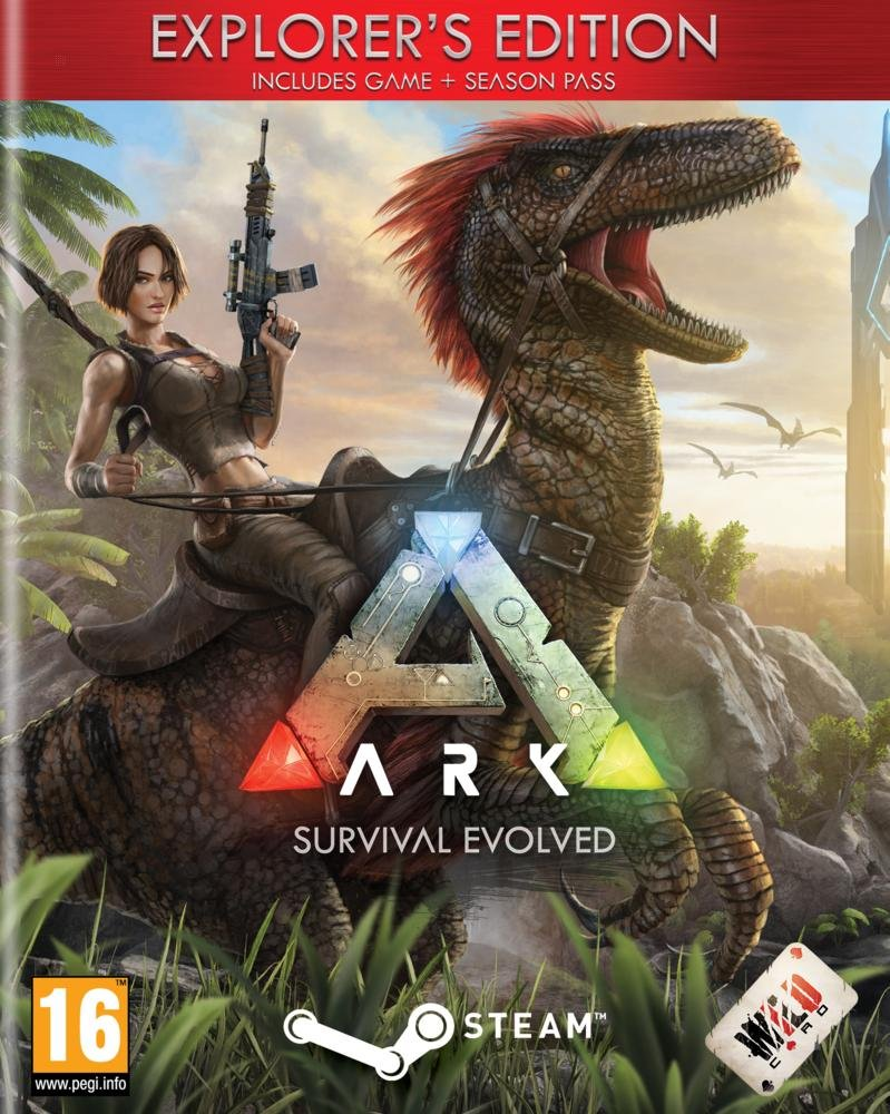 ARK: Survival Evolved - Explorers Edition PC