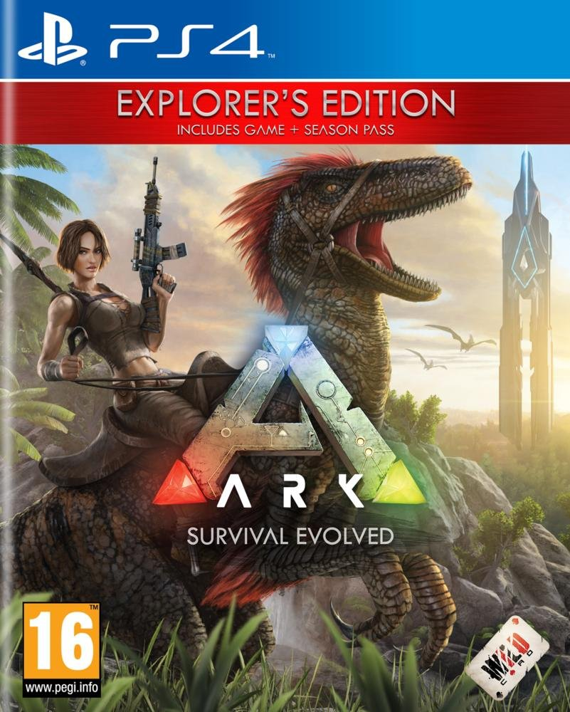 ARK: Survival Evolved - Explorers Edition PS4