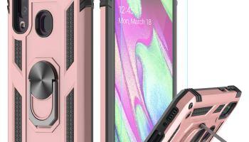 a8cf8dbf71d Comprar Funda Samsung Galaxy A70 Armor Carcasa con 360 Anillo iman ...