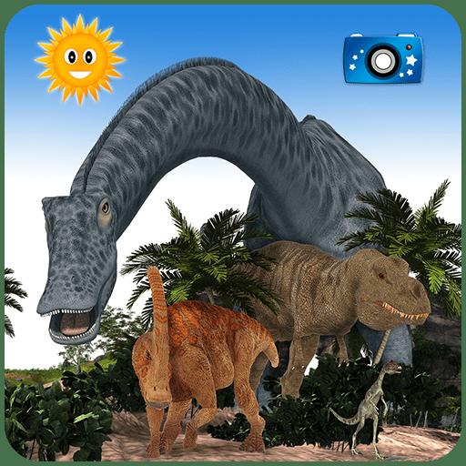 Encuéntralos a todos: dinosaurios y animales prehistóricos - Juego educativo para niños - Fotos, videos y puzzles!