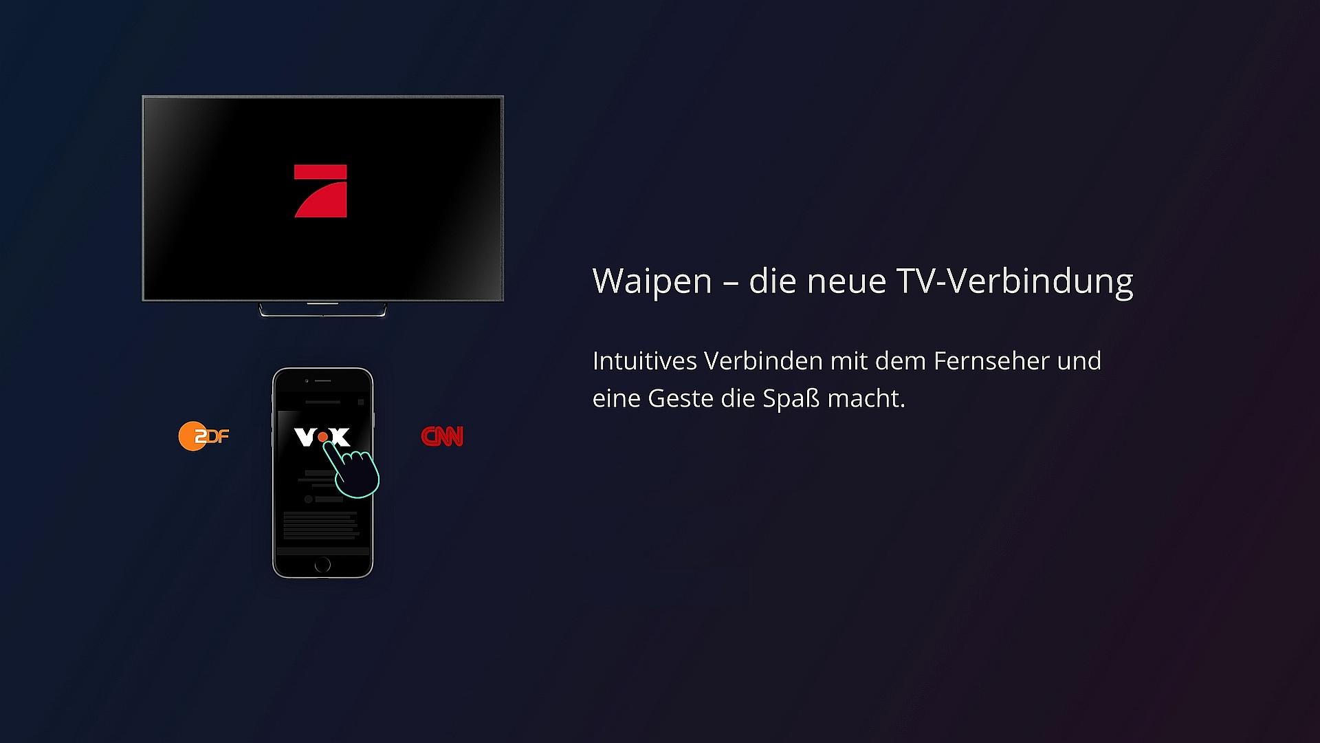 waipu.tv - Einfach mein Fernsehen! Screenshot
