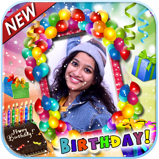 Online Photo Editor With Birthday Frames | Framess.co