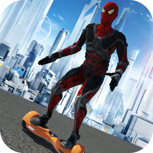 Spider Hoverboard Scooter PRO