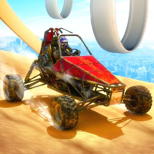 Buggy Stunts Ramp: Extreme Freestyle Racing Free