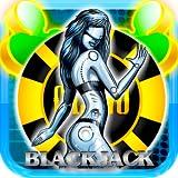 Sexy Robot Sense Tell Blackjack 21