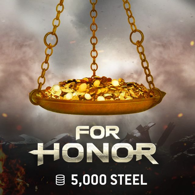 For Honor - 5.000 Einheiten Stahl [PC Code - Uplay]
