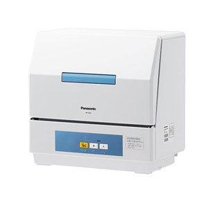 パナソニック 食器洗い機 プチ食洗 NP-TCB4-W 洗浄のみ ※乾燥機能は付いていません