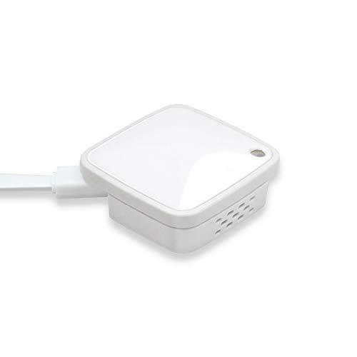 ラトックシステム スマート家電リモコン スマホで家電をコントロール ※IFTTT対応 / 重さ16g / 赤外線到達距...