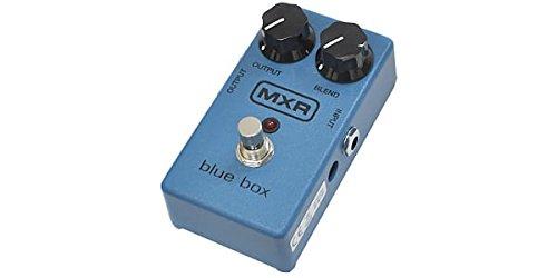 MXR エムエックスアール コンパクトエフェクター M103 Blue Box 【最新】Paul Gilbert(ポール・ギルバート)の機材・エフェクターボードを解析!ギターを支える機材の数々を紹介!【金額一覧】