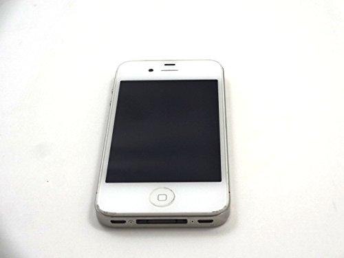 アップル 携帯電話 SoftBank iPhone 4 32GB ホワイト 白ロム