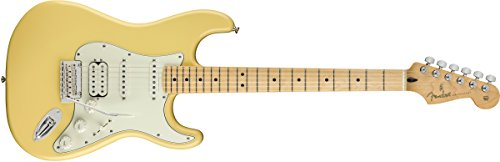 Fender エレキギター Player Stratocaster® HSS, Maple Fingerboard, Buttercream