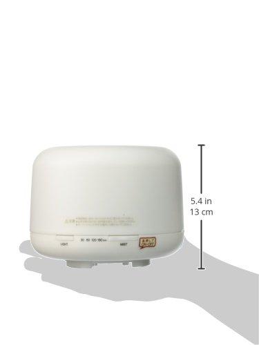 【無印良品】 超音波うるおいアロマディフューザー HAD-001-JPW