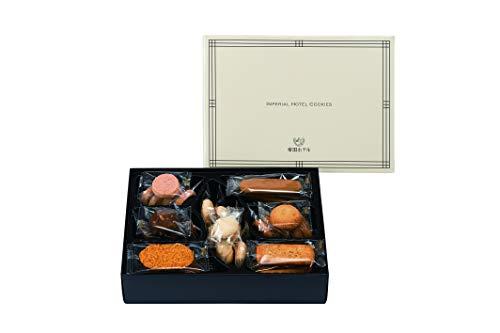 帝国ホテルクッキー詰合せは3000円で贈れる贅沢スイーツ