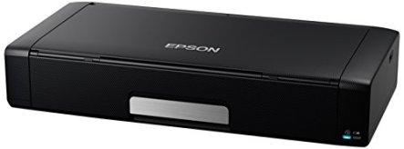 エプソン モバイルプリンター A4 インクジェット スマホプリント PX-S05B ブラック