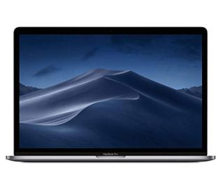 Apple MacBook Pro (15インチ, Touch Bar, 第8世代の2.2GHz 6コアIntelCorei7プロセッサ, 256GB) - スペースグレイ