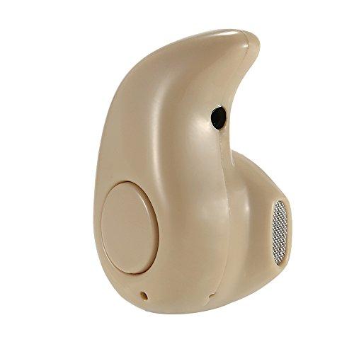 Andoer S530 ヘッドセット 2色選択 ワイヤレス+ ステレオ+Bluetooth4.0+ EDR ハンズフリー機能 ヘッドホン イヤホン 超小型ボディで通話も、音楽も楽しめる