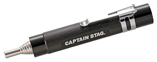 キャプテンスタッグ(CAPTAIN STAG) ふいご 火吹き棒 火起こし 送風機 伸縮式 長さ110~480mm コンパクト ク...