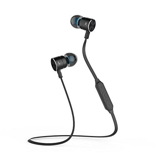 Bluetooth イヤホン G-START ブルートゥース ワイヤレス ヘッドホンマグネット搭載 CSRチップ ステレオ マイク付き 高音質 インイヤー ハンズフリー通話 スポーツ仕様