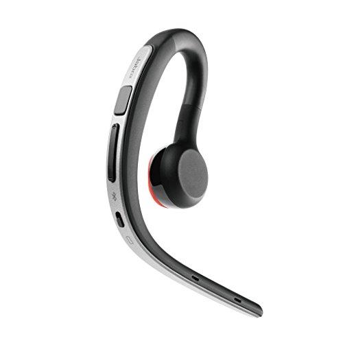 Jabra STORM ブラック ワイヤレス Bluetooth イヤホン ヘッドセット モノラル 風切り音軽減機能 【日本正規代理店品】
