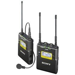 ソニー ワイヤレスマイクロホンパッケージ UWP-D11