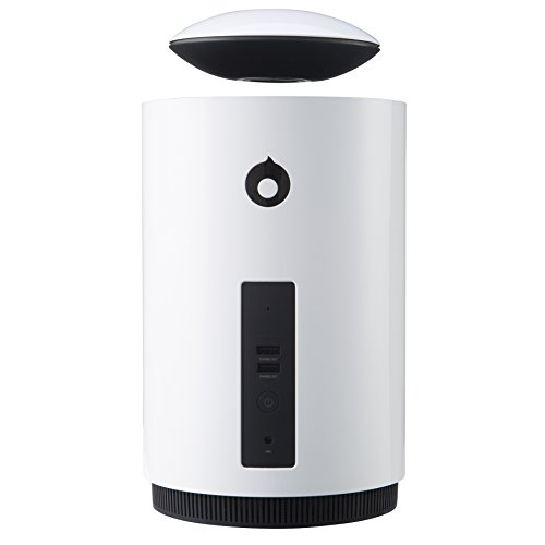 Mars by Crazybaby - World's Only Auto Levitating Speaker with Subwoofer, White by crazybaby