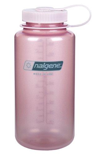 nalgene(ナルゲン) カラーボトル 広口1.0L トライタンボトル ファイヤーピンク 91183