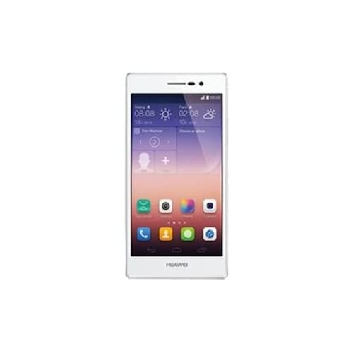 Huawei SIMフリースマートフォン Ascend P7(ホワイト)(LTE対応)