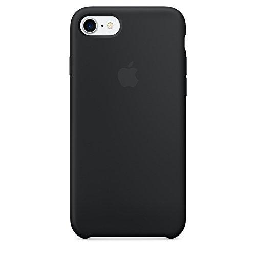 Apple(アップル) 純正 iPhone 7 (4.7インチ) シリコーンケース ブラック