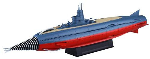 新世紀合金 東宝メカニック 海底軍艦 轟天号 限定版 1/350スケール 塗装済み完成品モデル