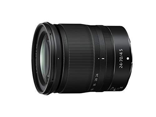 Nikon 標準ズームレンズ NIKKOR Z 24-70mm f/4S Zマウント フルサイズ対応 Sライン