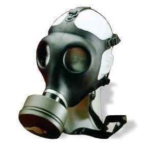 防塵ガスマスク イスラエル軍仕様[並行輸入品]
