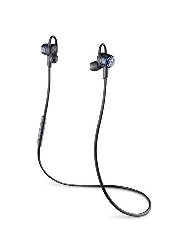 【国内正規品】PLANTRONICS Bluetooth ワイヤレスヘッドセットステレオイヤホンタイプ BackBeat GO3 コバルトブラック BACKBEATGO3-CB