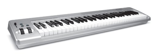 【正規品】 M-AUDIO 61鍵盤セミウェイテッドUSB MIDIコントローラー Keystation 61es KEYSTATION61ES 【徹底紹介】宇多田ヒカルのDTM機材を紹介!  NEUMANN、Logic、RME Babyface、MDR-7506、Focalを使用!(自宅スタジオ)
