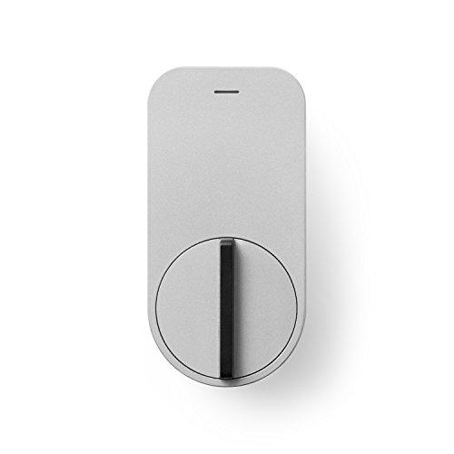 Qrio Smart Lock (キュリオスマートロック) スマートフォンで自宅のドアをキーレス化 Q-SL1【Works with Al...