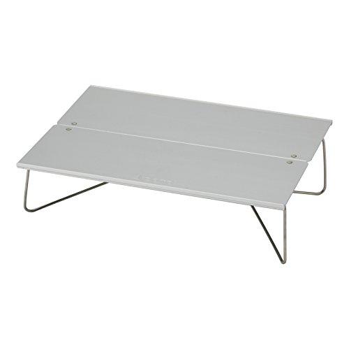 ソト(SOTO) ポップアップソロテーブル フィールドホッパー ST-630 アルミ ロールテーブル ケース付 アウトドア用 折りたたみ式 ソロキャンプに最適